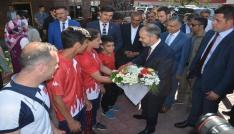 Gençlik ve Spor Bakanı Kılıç Iğdırda