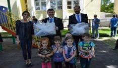 Erzincan Valisi Sayın Ali Arslantaş, okul öncesi eğitimin önemine değindi