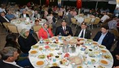 Aksaray Belediyesinden şehit aileleri ve gazilere iftar programı