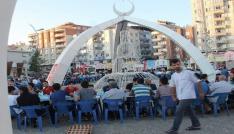 Siirt Belediyesinden bin 400 kişiye iftar