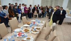 Erzincanda TEOG birincileri ödüllendirildi