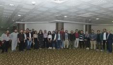 Rektör Akgülden yabancı uyruklu öğrencilere iftar