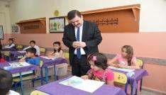 Erzincan da 40 bin 771 öğrenci karnesini aldı