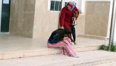 Yozgatta LYSye geç kalan adaylar gözyaşlarına boğuldu
