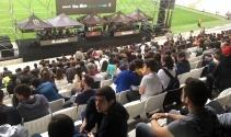 'Multıplayer Chapter 5 Festivali' için yeniçeriler Vodafone Stadyumuna girdi