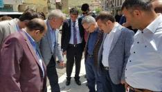 Maliye Bakanı Naci Ağbal Bayburtta