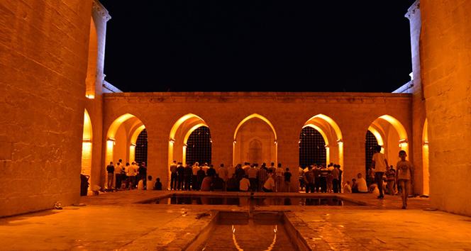 Kasımiye Medresesine Ramazan'da ziyaretçi akını