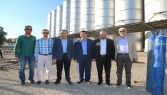 AK Parti Aksaray Milletvekilleri projeleri inceledi