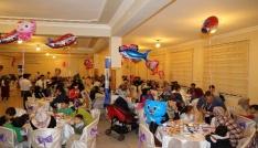 Erzincan Belediyesinden Kardeşlik İftarı