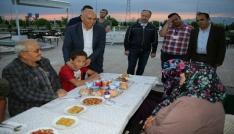 Karaman Belediyesi, öksüz ve yetimlere iftar yemeği verdi
