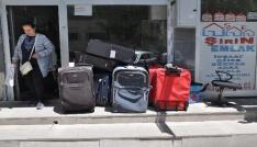 Karsta valiz tamirleri arttı