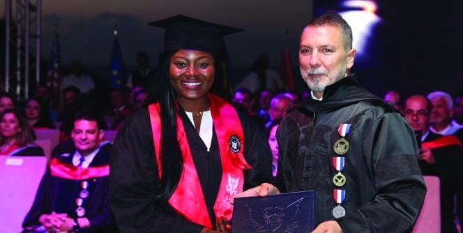GAÜ 31'inci dönem mezuniyet töreni