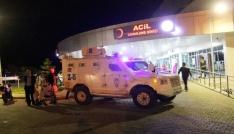 Bingöldeki çatışmada yaralan 2 asker tedavi altına alındı
