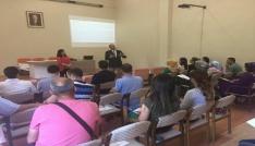 TÜBİTAK proje yazma eğitimi verildi