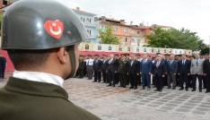 Aksarayda Jandarma Teşkilatının 178. kuruluş yıldönümü kutlandı