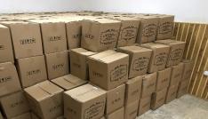 Akdağmadeni Belediyesi bin aileye gıda paketi dağıttı
