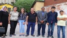TEOG birincileri İstanbul gezisine gönderildi