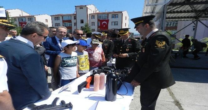 Jandarmanın 178inci kuruluş yıldönümü kutlandı