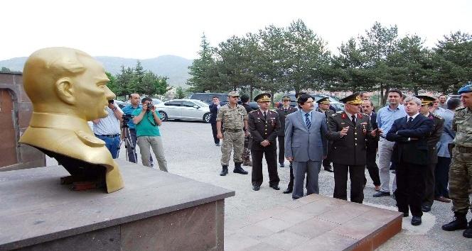 Jandarmanın 178'inci kuruluş yıl dönümü kutlanıyor