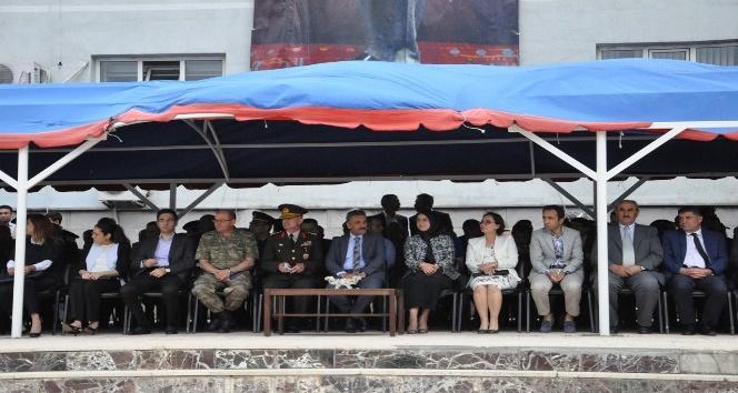 Tuncelide jandarmanın 178. kuruluş yıldönümü