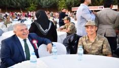 Onikişubat Belediyesinden şehit aileleri ve gazilere iftar