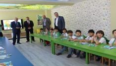Niğdede çevre eğitim merkezi açıldı