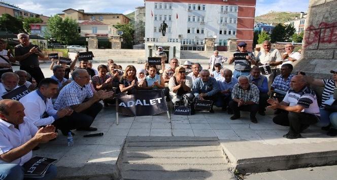 Yürüyen Kılıçdaroğluna memleketinden oturmalı destek