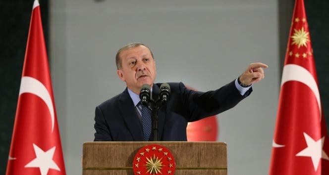 Cumhurbaşkanı Erdoğan: İstismar ile adalet aranmaz