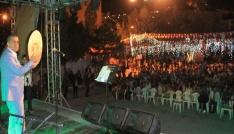 Türkücü Aydından ilahi konseri