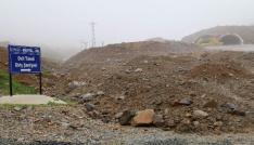 Vali Bektaş Ovit Tüneli inşaatında betonlama çalışmasının yüzde 90ı tamamlandı