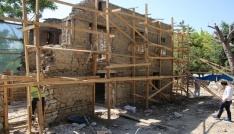 Karaman Belediyesi tarihi Nalıncılar Evini restore ediyor