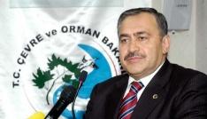 Bakan Eroğlu, Patnos Yeşilhisar Göleti için imzayı attı