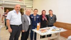 Başkan Acardan belediye personeline iftar yemeği