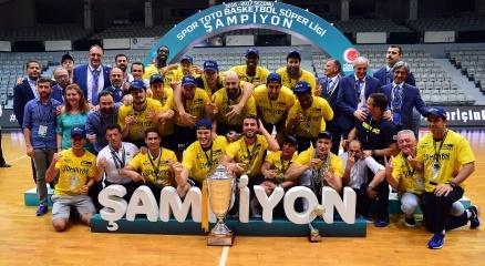 Beşiktaşı yenen Fenerbahçe şampiyon| Beşiktaş Sompo Japan: 94 - Fenerbahçe: 98