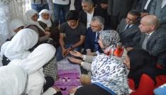 Bakan Ağbal Şırnakta iftar programına katıldı