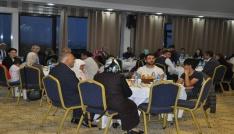 Başkan Murtaza Karaçanta, şehit ve gazi aileleriyle iftarda buluştu