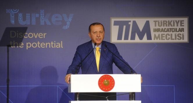 Erdoğan'dan 'Adalet yürüyüşü' yorumu