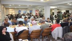Aile Sosyal ve Politikalar Merkezi tarafından vatandaşlara iftar verdi