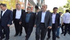 """Hüda-Par Genel Başkan Yardımcısı Doyar: """"Bölgenin istikrara, güvene ve ekonomik kalkınmaya ihtiyacı var"""""""