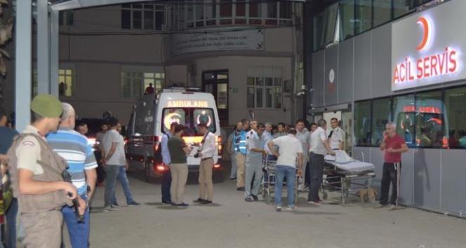 Yemek şirketi çalışanlarına gözaltı