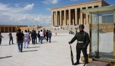 Beytüşşebaplı öğrenciler Ankarayı gezdi