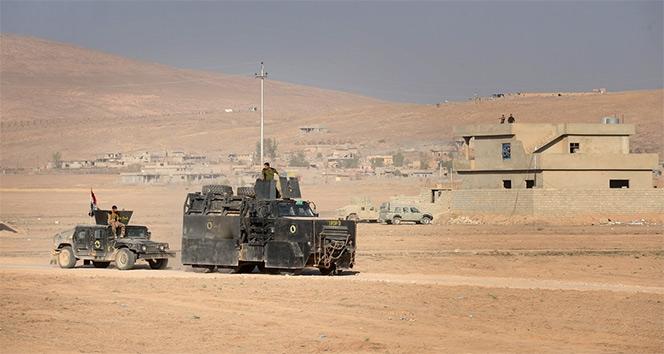 DEAŞ'ın elindeki son bölgeye operasyon