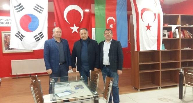 """Asimder Başkanı Gülbey: """"IŞID Karabağa yerleşen PKKya yardım etti"""""""