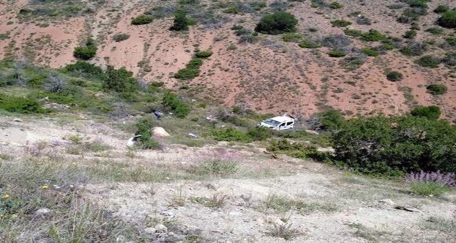 Tuncelide trafik kazası: 3 yaralı