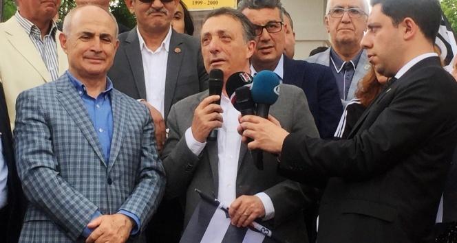 Ahmet Nur Çebi'den şok Burak Yılmaz açıklaması