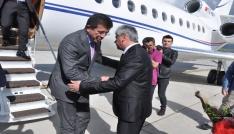 Ekonomi Bakanı Zeybekci Karsta