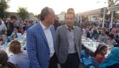 Bağcılar Belediyesi Nusaybinde iftar verdi