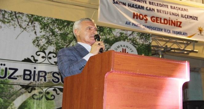 AK Parti Genel Başkan Yardımcısı Mustafa Ataş;Asla birliğimizi, dirliğimizi bozamayacaklar