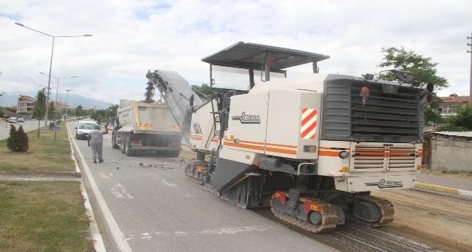 Erzincan Belediyesinin çalışmaları tüm hızıyla devam ediyor