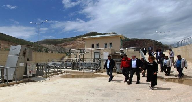 Başkan Memiş, tamamlanan projeleri inceledi